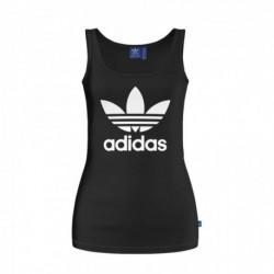 Adidas Originals Trefoil Tank Női Trikó (Fekete-Fehér) AJ8095