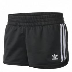 Adidas Originals Regular Short Női Short (Fekete-Fehér) BK7142