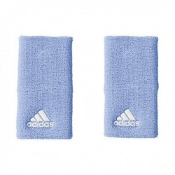 Adidas Tennis Wristbands Large Csuklópánt (Világoskék-Fehér) S97879