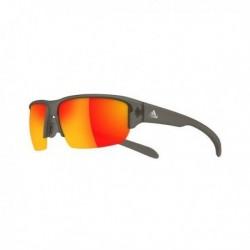 Adidas Kumacross Halfrim Napszemüveg (Sötétszürke-Narancs) A421 6057 AN9183