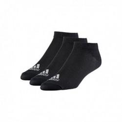 Adidas Performance No-Show 3 Páras Titokzokni Csomag (Fekete-Fehér) AA2312
