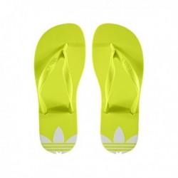 Adidas Originals Adisun W Női Papucs (Neonsárga-Fehér) BB5107