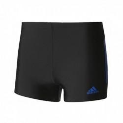 Adidas Infinitex 3 Stripes Boxer Férfi Úszó Boxer (Fekete-Kék) BP9520
