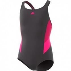 Adidas I INS 1 PC G Lány Gyerek Úszó Dressz (Pink-Szürke) BP5761