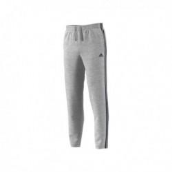 Adidas Essentials 3 Stripes Pants Férfi Nadrág (Szürke-Sötétkék) BK7448