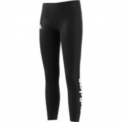 Adidas Young Girl Linear Print Tights Lány Gyerek Nadrág (Fekete-Fehér) BP8585