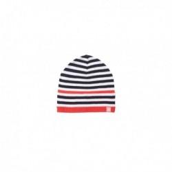 Adidas Stripy Beanie Sapka Gyerek Méretben (Fekete-Fehér-Piros) AY6506