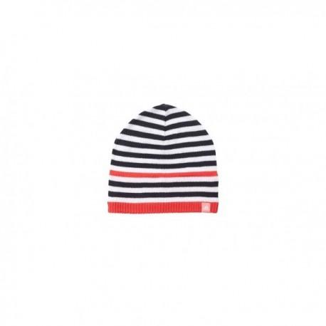 Adidas Stripy Beanie Sapka Gyerek Méretben (Fekete-Fehér-Piros) AY6506 64933e3d8b