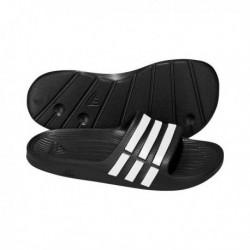 Adidas Duramo Slide K Fiú Papucs (Fekete-Fehér) G06799