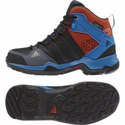 Adidas AX2 Mid Climaproof K Fiú Cipő (Fekete-Piros-Kék) AQ4126