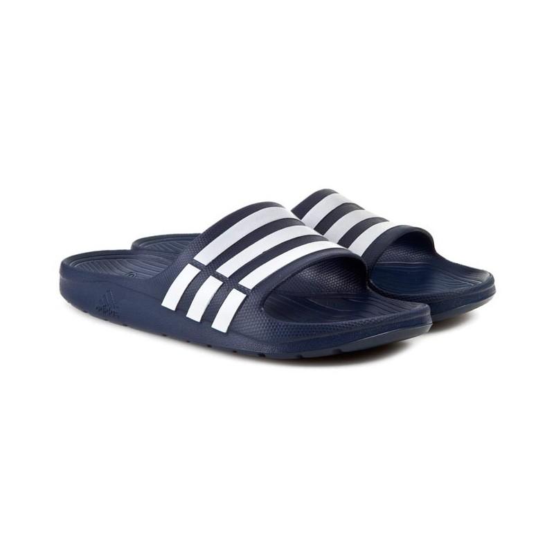 Outlet Adidas Duramo Slide,Papucs Férfi Szürke Fekete