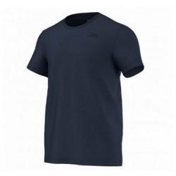 Adidas Essentials Tee Férfi Póló (Sötétkék) S17646