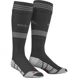 Adidas AC Milan Home Sock Replica Sportszár (Fekete-Szürke-Piros) S11843
