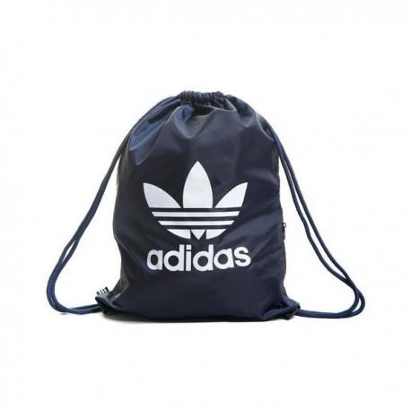 Adidas Originals Gymbag Tornazsák (Sötétkék-Fehér) BK6727 2768ec445e