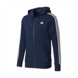 Adidas Essential 3 Stripes Férfi Felső (Kék-Fehér) S98787