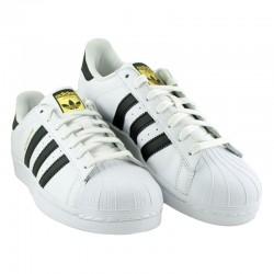 Adidas Originals Superstar Unisex Cipő (Fehér-Fekete-Arany) C77154