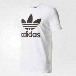 Adidas Originals Trefoil Tee Férfi Póló (Fehér-Fekete) AJ8828