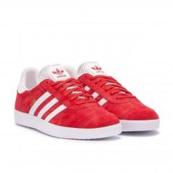 Adidas Originals Gazelle Férfi Cipő (Piros-Fehér) S76228