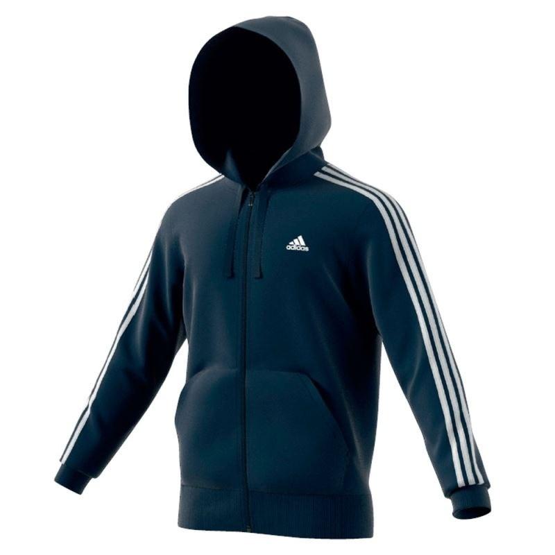 50b3b98c4df4 Adidas Essential 3 Stripes Férfi Felső (Kék-Fehér) S98787