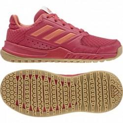 Adidas Forta Gym Lány Edzőcipő (Mályva-Narancs) BA9352