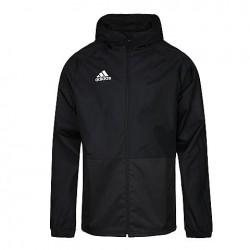 Adidas Chamarra Condivo 18 Rain Jacket Férfi Esőkabát (Fekete-Fehér) BQ6528