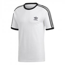 Adidas Originals 3 Stripes Tee Férfi Póló (Fehér-Fekete) CW1203