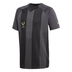Adidas Joung Boy Messi Icon Jersey Fiú Gyerek Póló (Fekete) CF6998