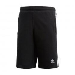 Adidas Originals 3 Stripes Shorts Férfi Short (Fekete-Fehér) CW2980