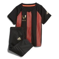 Adidas Mini Me Messi Set Kisfiú Bébi Együttes (Fekete) CF7432