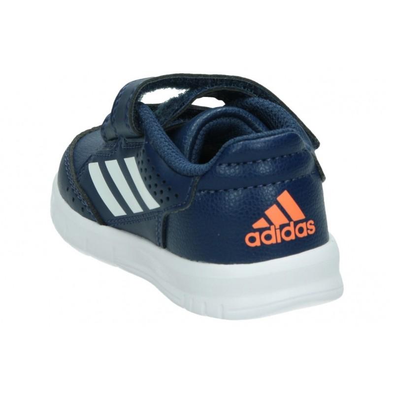 Adidas AltaSport CF I Kisfiú Gyerek Cipő (Kék-Fehér) CP9947 11808799de