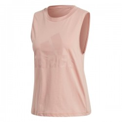 Adidas Essentials Logo Tank Top Női Top (Rózsaszín) CF8825