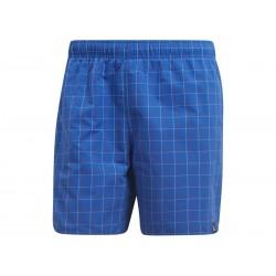 Adidas Check Short SL Férfi Úszó Short (Kék) CV5164