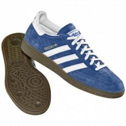 Adidas Originals Handball Spezial Férfi Cipő (Kék-Fehér-Barna) 033620