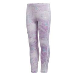Adidas Originals L Graphic Leggings Lány Gyerek Leggings (Rózsaszín) CE1126