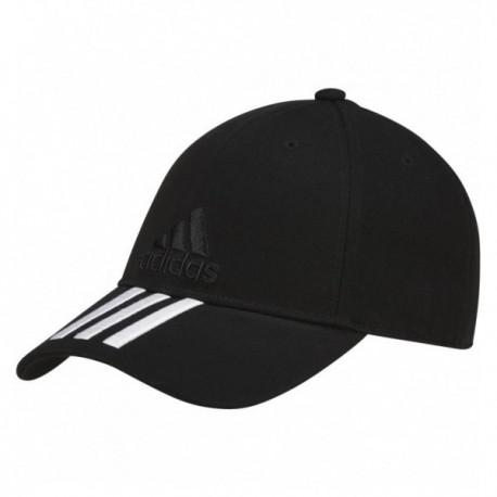 Adidas 6P 3S Baseball Sapka (Fekete-Fehér) S98156 790efe9acc