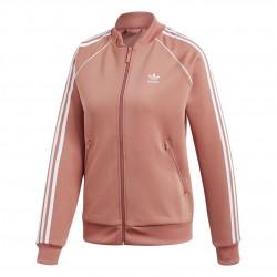 Adidas Originals SST Track Jacket Női Felső (Rózsaszín-Fehér) CE2398