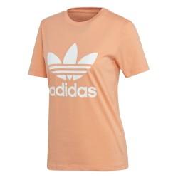 Adidas Originals Trefoil Tee Női Póló (Narancssárga-Fehér) CD6892