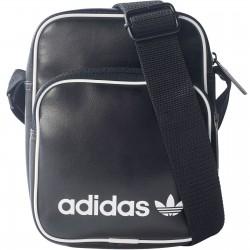 Adidas Originals Mini Vintage Bag Unisex Táska (Fekete-Fehér) BQ1513