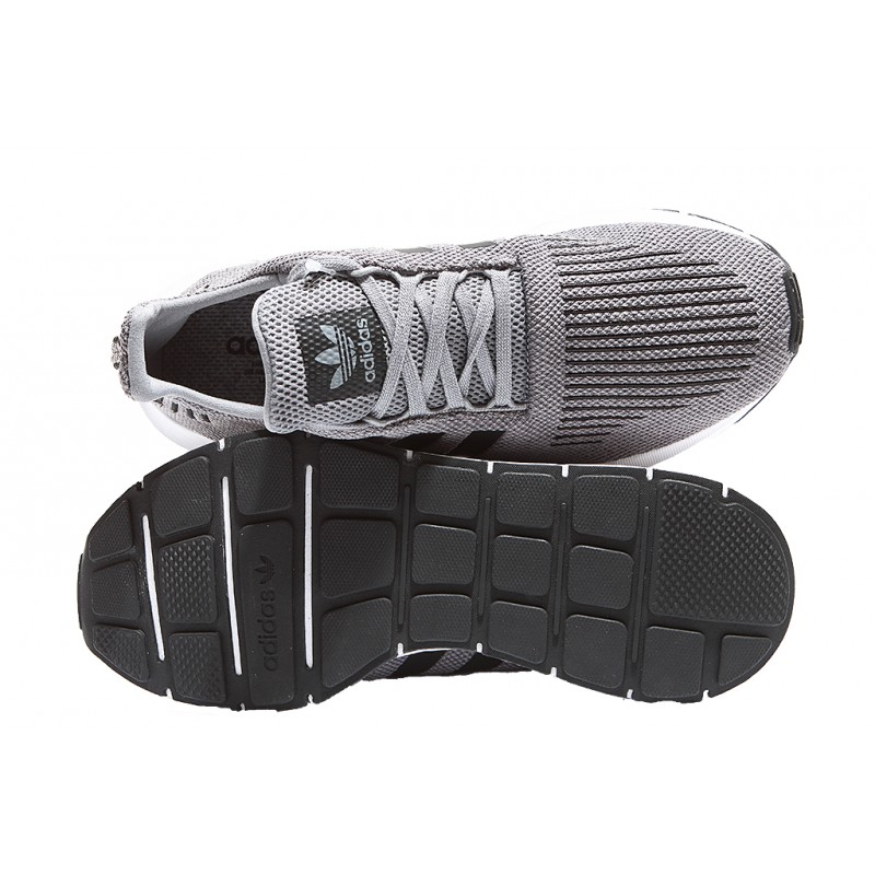 Adidas Originals Swift Run Férfi Cipő (Szürke-Fehér) CQ2115 082d539849