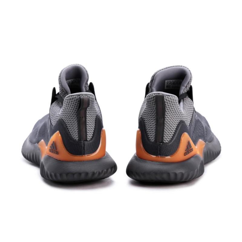 Adidas Alphabounce Beyond M Férfi Futó Cipő (Szürke-Narancssárga) CG4762 5783bc54c6