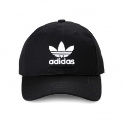 Adidas Originals Trefoil Classic Cap Férfi Sapka (Fekete-Fehér) BK7277