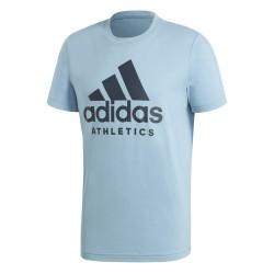 Adidas Sport ID Tee Férfi Póló (Kék) CF9558