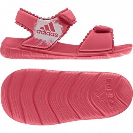 Adidas AltaSwim GI Kislány Bébi Szandál (Rózsaszín Fehér) BA7868