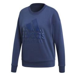 Adidas Sport ID Sweatshirt Női Pulóver (Kék) CF1432