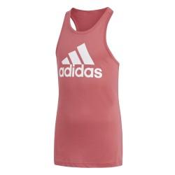 Adidas Young Girl Logo Tank Lány Gyerek Trikó (Rózsaszín-Fehér) CF7265