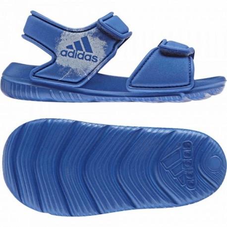 Adidas AltaSwim GI Kisfiú Bébi Szandál (Kék) BA9281