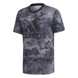 Adidas Essentials Camo Tee Férfi Póló (Szürke) CY6265