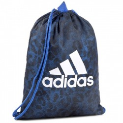 Adidas SP Gym Sack Tornazsák (Kék-Fehér) CF5022