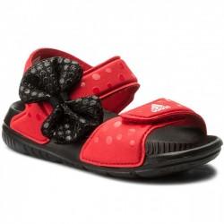 Adidas Disney Minnie AltaSwim Lány Gyerek Szandál (Piros-Fekete) CQ0108