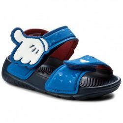 Adidas Disney Mickey AltaSwim Fiú Gyerek Szandál (Kék-Fekete) CQ0107